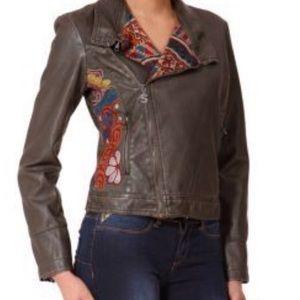 Beautiful Desigual motorcycle jacket M